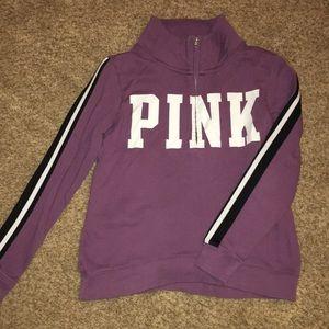 Victoria secret pink sweats shirt
